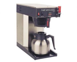 Traditional coffee equipment in Omaha Lincoln Metro Area