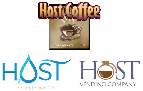 Host Coffee logo