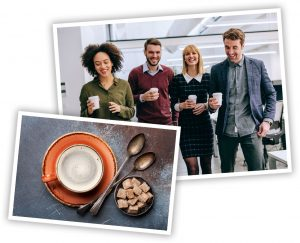 Free office coffee trial in Omaha Lincoln Metro area and Iowa