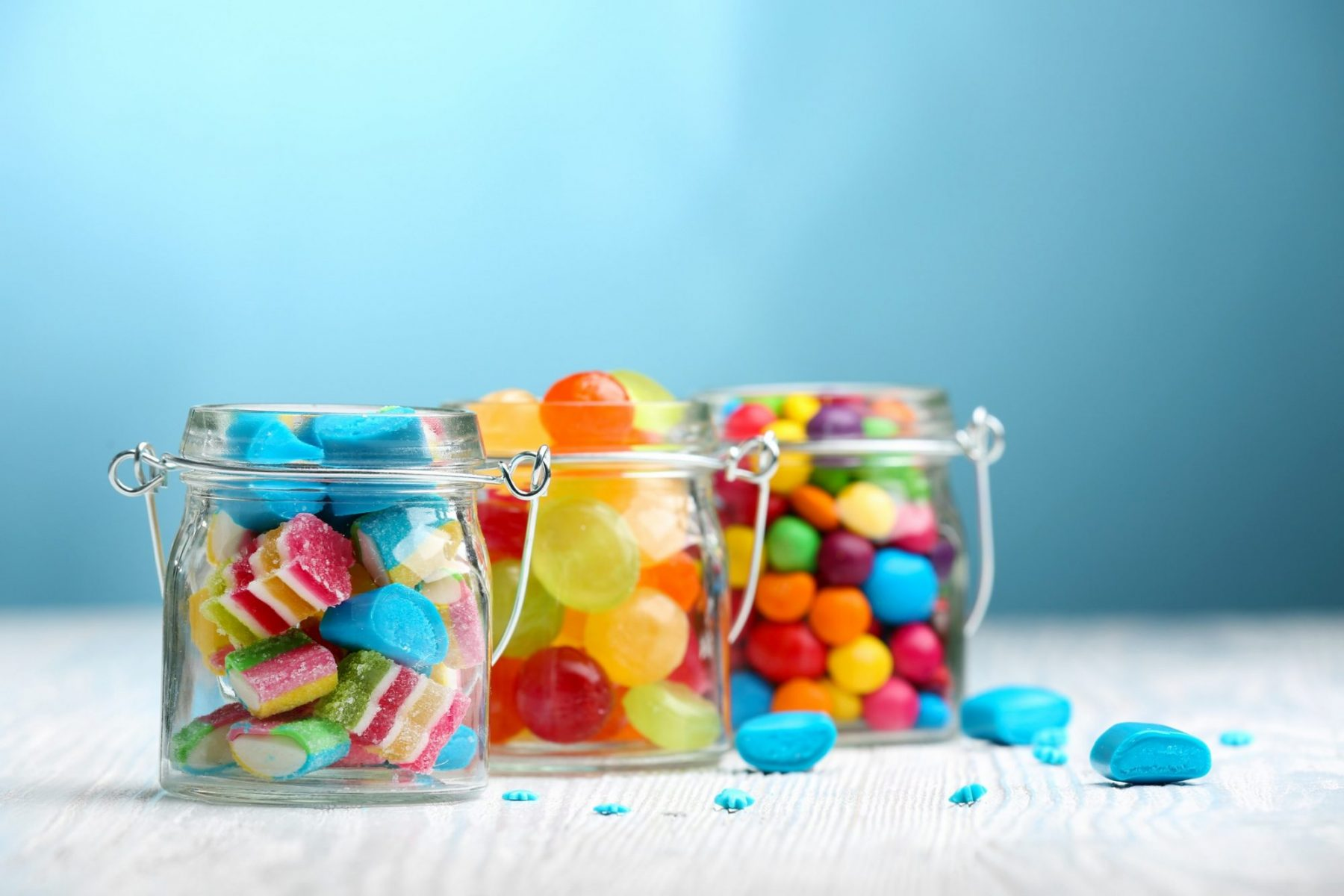 Candy on Lincoln Break Room Menu