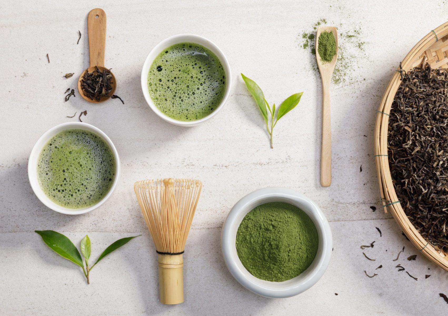 Green Tea in Omaha