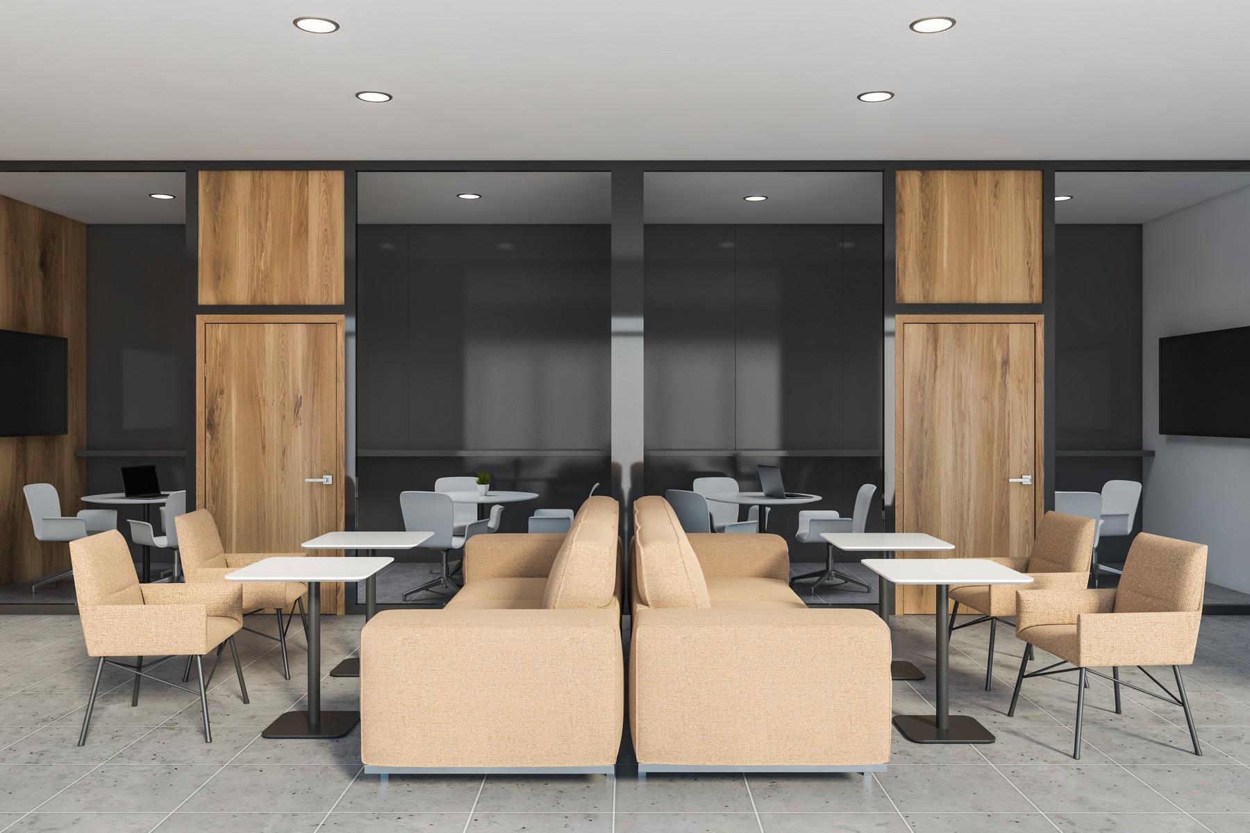 Omaha Break Rooms | Healthy | Micro-market | Workplace Culture