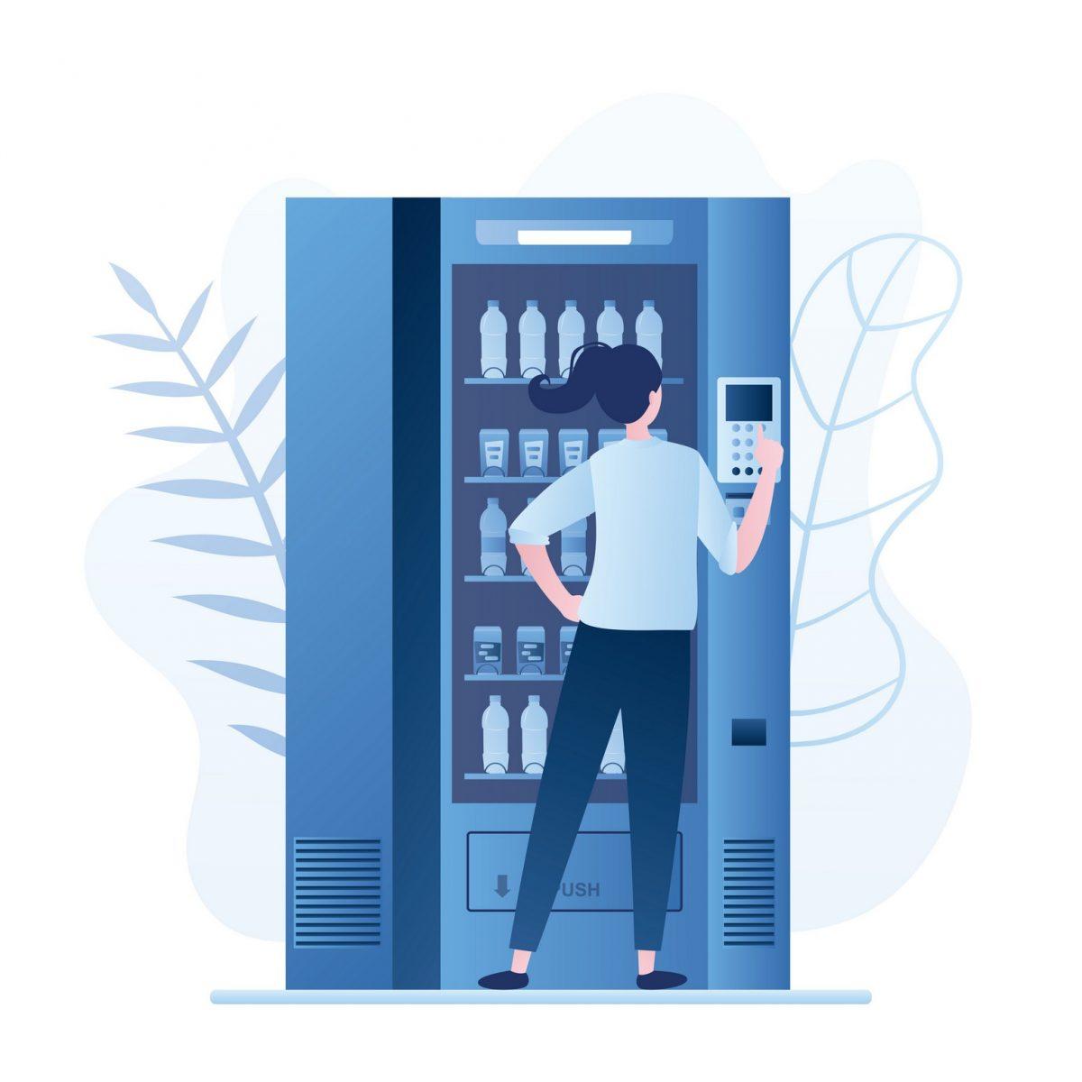 Omaha Vending Machines | Cutting-Edge Technology | Green Break Room Services
