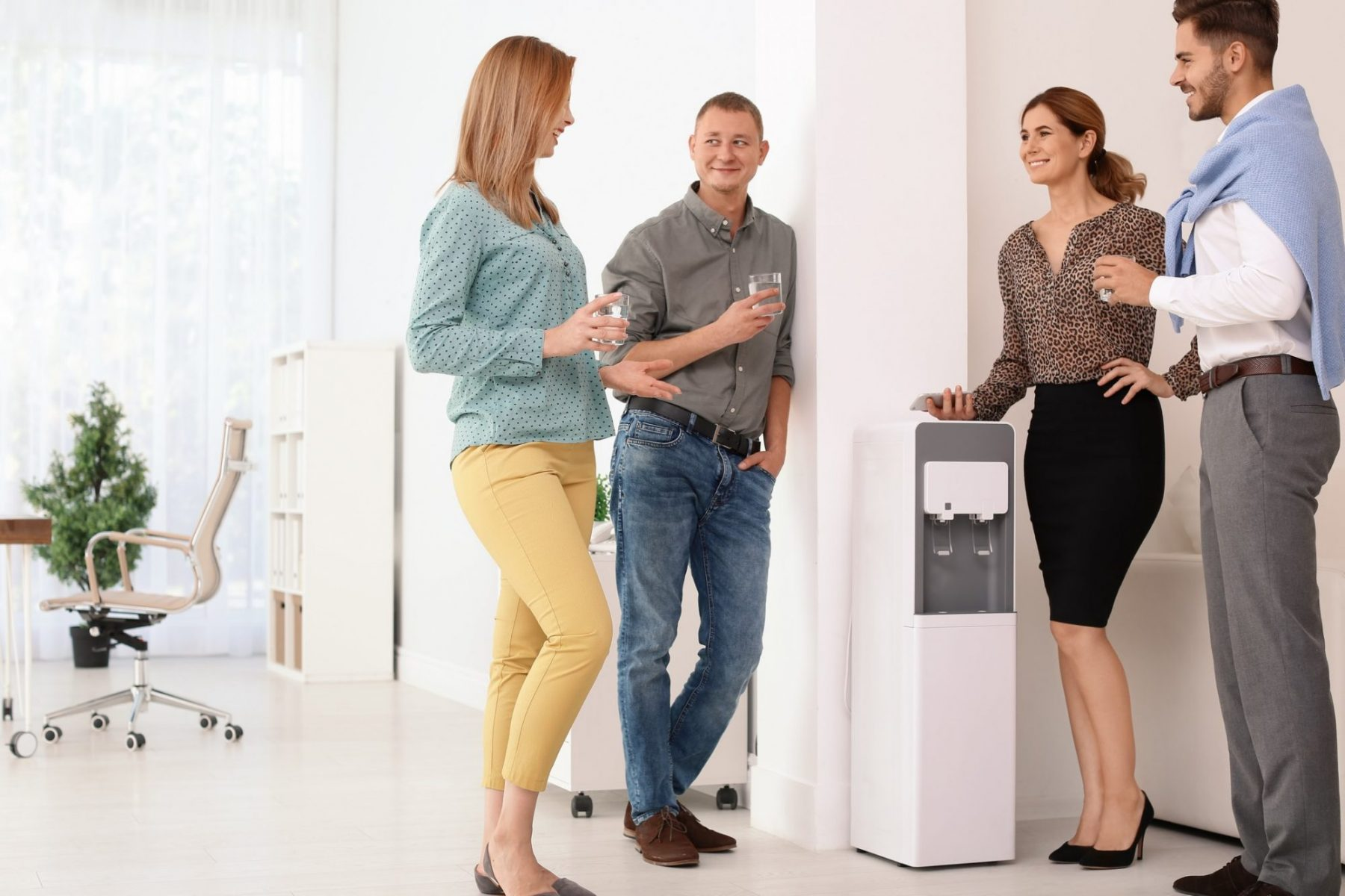 Omaha Positive Lifestyle Choices | Healthy Water Filtration | Employee Benefit